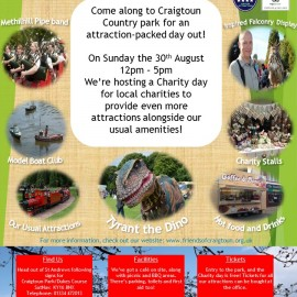 Craigtoun Charity Day 2015!