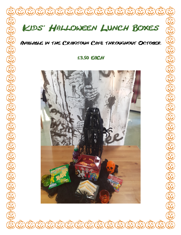 Halloween Kids' Lunch Boxes